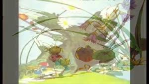 داستان کوتاه کودکانه مورچه و زنجره