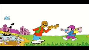 داستان کودکانه دزد مرغ فلفلی