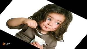 ترانه کودکانه آداب غذا خوردن