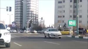 دریفت bmw تو خیابون - ایران