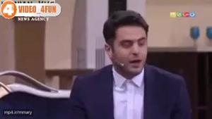 مصاحبه مدیری با علی ضیا