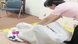 درمان ناتوانی حرکتی با قنداق