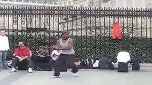 رقص خیابونی