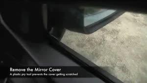 نحوه باز کردن آینه بغل پژو ۴۰۶