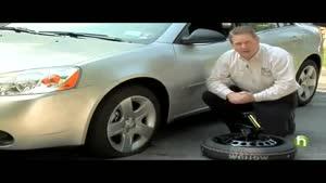 آموزش اصولی پنچرگیری خودرو