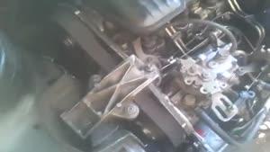 تعویض تسمه تایم پژو 405 با موتور 2000 سی سی