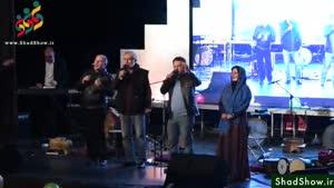 حضور هنرمندان جمعه ایرانی در جشن های دهه فجر