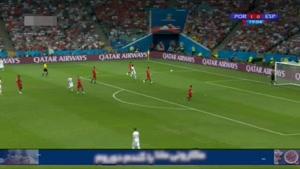 بازی کامل پرتقال و اسپانیا