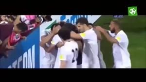 موزیک ویدیو رسمی تیم ملی ایران برای جام جهانی روسیه