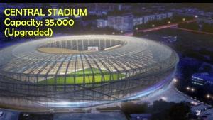استادیوم های جام جهانی روسیه را بشناسید
