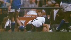 بازی ایتالیا و آلمان در جام جهانی ۱۹۷۰
