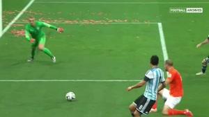 بازی هلند مقابل آرژانتین جام جهانی 2014 برزیل