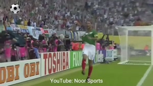 کارنامه حریفان تیم ملی ایران در جام جهانی های گذشته