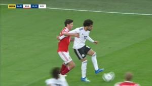 عملکرد محمد صلاح در بازی با روسیه در جام جهانی ۲۰۱۸ روسیه