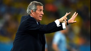 اسکار تابارس مربی تیم ملی اروگوئه در جام جهانی ۲۰۱۸