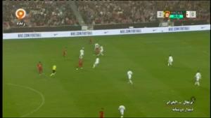 بازی دوستانه پرتغال ۳ - ۰ الجزایر
