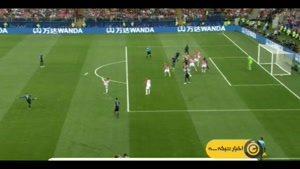 دفترچه جام بیست و یکم با قهرمانی فرانسه بسته شد