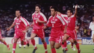 بازی ایران و آمریکا در جام جهانی ۱۹۹۸