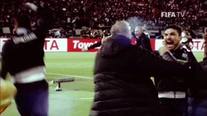 مصاحبه با سرمربی تیم برزیل
