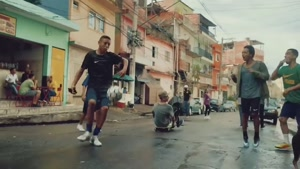 کلیپ تبلیغاتی نایک با حضور ستارگان تیم ملی برزیل