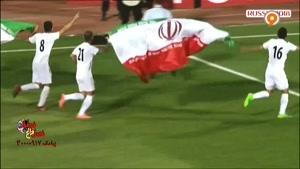 عملکرد تیم ایران در ادوار مختلف جام جهانی