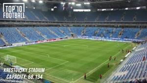 زیباترین استادیوم های جام جهانی روسیه