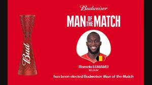 بهترین بازیکن بازی  بلژیک و پاناما