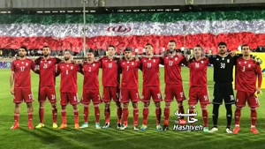 رونمایی از لباس تيم ملی ايران برای جام جهانی روسيه