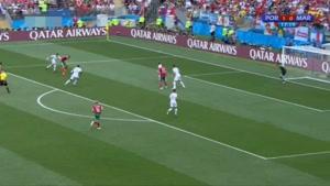 بازی کامل پرتغال و مراکش