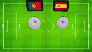 گربه پیشگو جام جهانی روسیه برد اسپانیا را در مقابل پرتغال پیش گویی کرد
