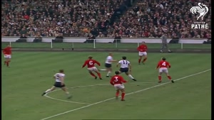 جشن قهرمانی انگلستان در جام جهانی ۱۹۶۶ انگلستان