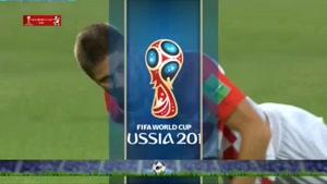 بازی کامل کرواسی و نیجریه جام جهانی ۲۰۱۸