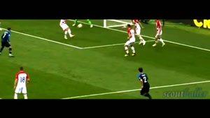 کیلیان امباپه در بازی فینال جام جهانی 2018
