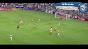 مهارت های نواف العابد هافبک تیم ملی عربستان