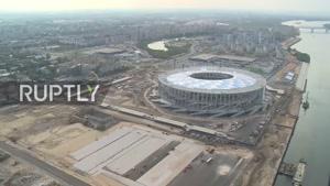 استادیوم نیژنی نووگورود آرنا