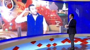 گزارش محمدحسین میثاقی از مسکو در یک روز مانده به جام جهانی