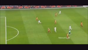 سیوهای فرناندو موسلرا دروازه بان تیم ملی اروگوئه