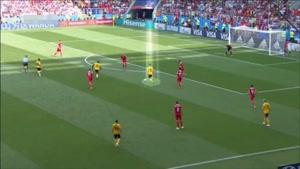 آنالیر تیم بلژیک در جام جهانی 2018