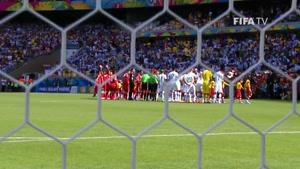 کلیپ ویژه فیفا برای تیم ملی ایران در جام جهانی ۲۰۱۴