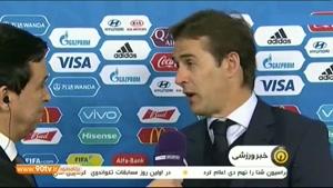 نظر مربیان تیم های هم گروه ایران در جام جهانی ۲۰۱۸ روسیه