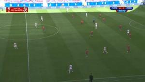 بازی کامل  صربستان و کاستاریکا