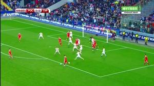 بازی دوستانه روسیه ۱ - ۱  ترکیه