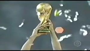 جشن قهرمانی برزیل در جام جهانی ۲۰۰۲