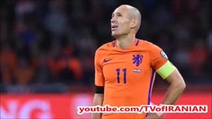 ستارگان مطرح تیم های فوتبال غایب در جام جهانی ۲۰۱۸
