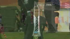 بازی خاطره انگیز اروگوئه و غنا در جام جهانی ۲۰۱۰