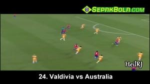 ۳۰ گل برتر در جام جهانی ۲۰۱۴
