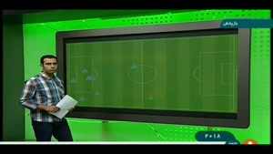 تحلیل AFC از بازی پورعلی گنجی و طارمی در مقابل پرتغال