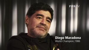 مارادونا و جام جهانی