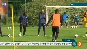 نظرنیما نکیسا دروازه بان پیشین تیم ملی در مورد حضور تیم ملی در جام جهانی ۲۰۱۸