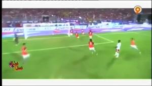 گزارشی جذاب از محمد صلاح ستاره تیم ملی مصر